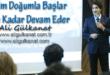 Eğitim Doğumla Başlar, Ölümle Biter | Ali Gülkanat