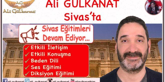 Şimdi Sivas'ta Eğitim Zamanı