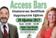 ACCESS BARS Uygulayıcılık Eğitimi – İSTANBUL – 20 Ağustos 2017