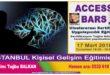 ACCESS BARS Uygulayıcılık Eğitimi – 17 Mart 2018 – İSTANBUL