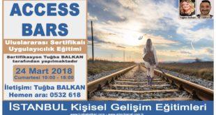 Kişisel Gelişim Eğitimleri: ACCESS BARS Uygulayıcılık Eğitimi - İSTANBUL 31 Ocak veya 4 Şubat 2018 - Hemen Yerini Ayırt - 0532 618 49 37 Tugba Balkan & Ali Gülkanat www.simdidegismezamani.com - www.tugbabalkan.com #AccessBars #TuğbaBalkan #AliGülkanat #KişiselGelişim #Nlp #Bilinçaltı #YaşamKoçu #Eğitim #Koçluk #YaşamKoçluğu #eft #accessconsciousness #accesssoruları #faciliator #garydouglas #dainheer #spiritual #mind #bioenergy #awareness #inspiration #motivation #happiness
